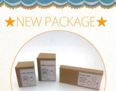 パッケージ変更及び一部商品の数量・価格変更のお知らせ