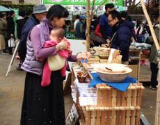 第三回小田原木工団地フェスティバル&アースデイへの参加が無事終了しました