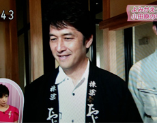 NHKひるブラにて小田原城が取り上げられました&弊社でも撮影があります!