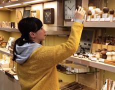 藤本美貴さんがTAKUMI館とラ・ルースに番組収録で来られました!