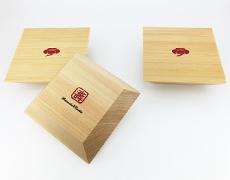 二宮神社さま依頼のプレートを作製しました。