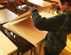 今年も小田原市主催の木育授業に協力させて頂きました。