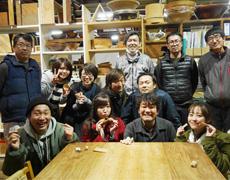 「SATOYAMA & SATOUMIへ行こう2018」に向けて弊社で撮影がありました。