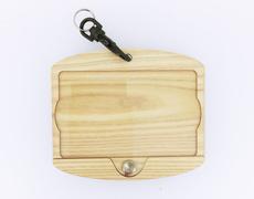 小田原市役所のICパスケースの試作品を作成しました。