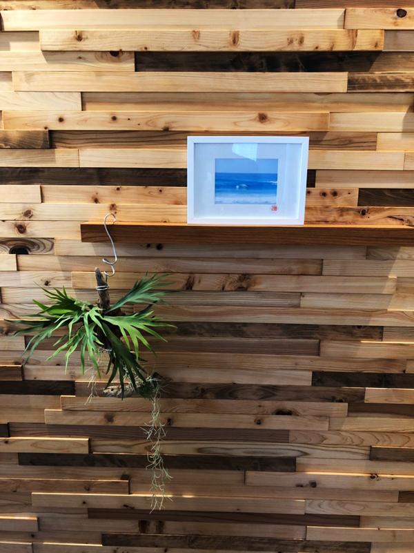 晶扇コーポレーション様 新社屋の内装のお手伝いをしました。