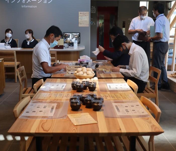 小田原三の丸ホールのキッズスペースを作製⑥