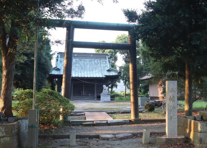 大友八幡神社の返礼品を製作