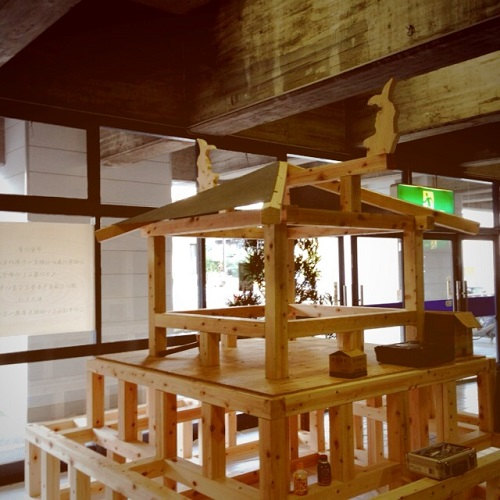 小田原木製品フェア