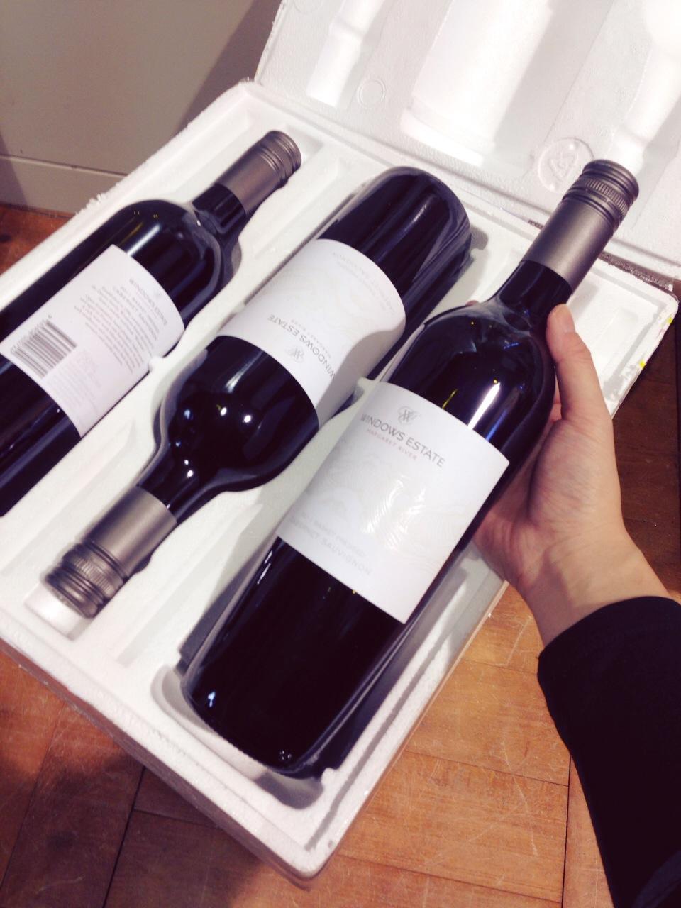 オーストラリアからのワイン