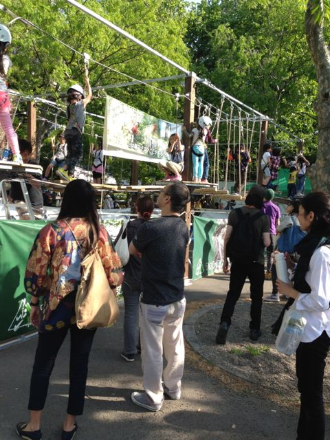 みどりとふれあうフェスティバル@日比谷公園