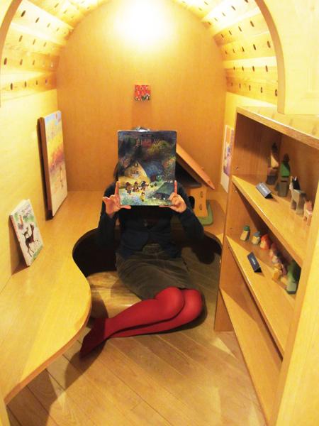 東京おもちゃ美術館レポ♪