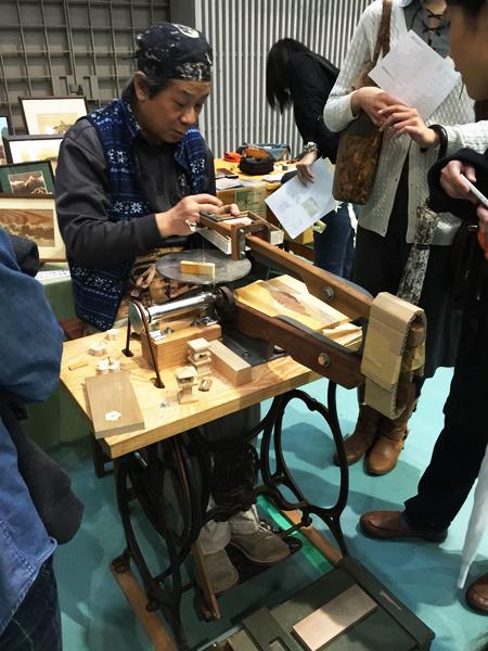 削ろう会 小田原・箱根の木製品製造技術