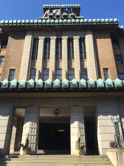 新年 県庁~二宮神社