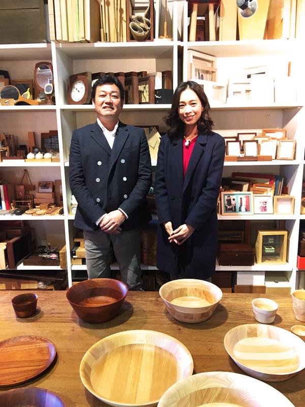 イッピン「見て 触れて 楽しむカタチ~神奈川 小田原の木製品~」にてひきよせが取り上げられます。