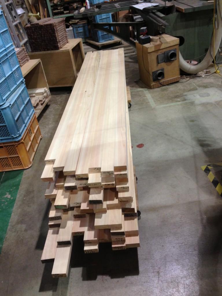 パルシステム木質化