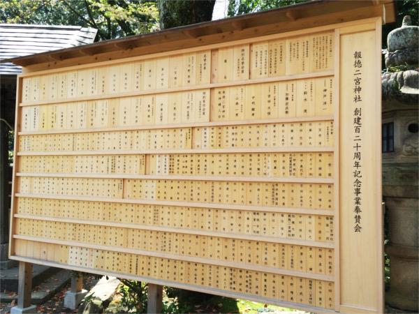 報徳二宮神社 例大祭