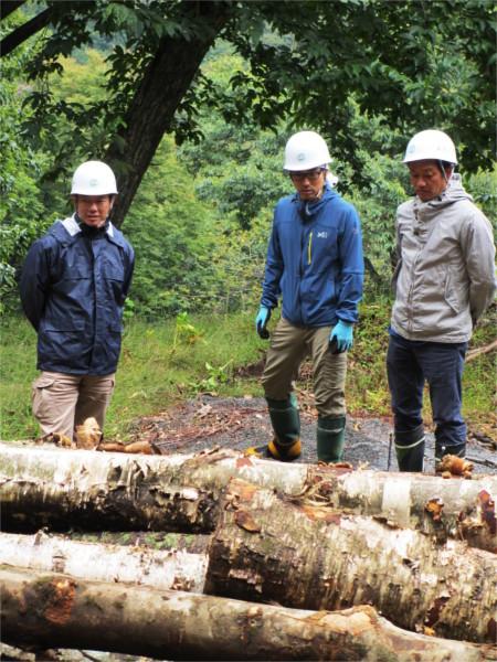 サントリーさんの育林材(プロジェクト)でタンブラーを作製しました。