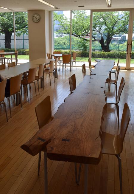 神奈川学園さくらテーブル