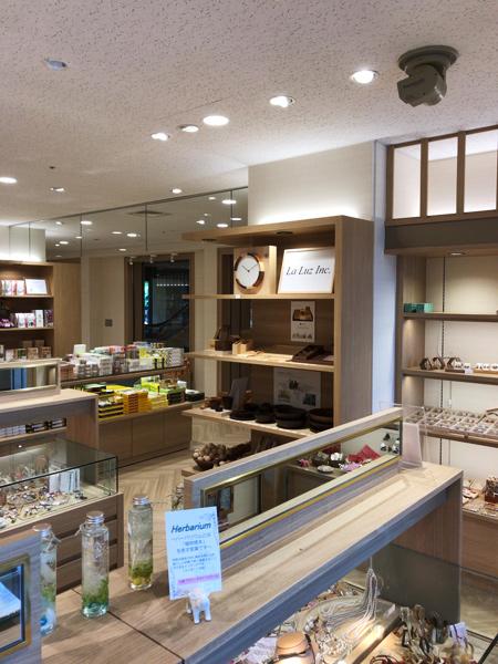販売店のお知らせ:ヒルトン小田原様のホテルショップ