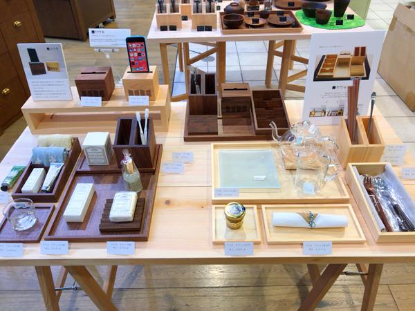 箱根ラリック美術館様のショップにてクウキコレクションの販売を開始しました。